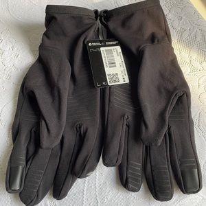 LULULEMON NWT Resolute Running Gloves Size L/XL